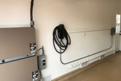 Before EV Charging Installation