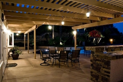 Outdoor Awning Lighting