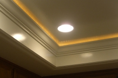 Recessed Can and Rope Lighting 2